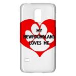 My Newfie Loves Me Galaxy S5 Mini