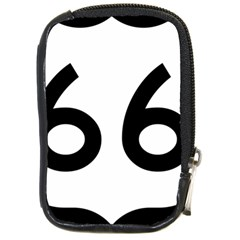 U S  Route 66 Compact Camera Cases by abbeyz71