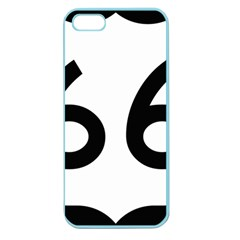 U S  Route 66 Apple Seamless Iphone 5 Case (color) by abbeyz71