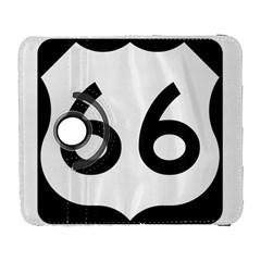U S  Route 66 Samsung Galaxy S  Iii Flip 360 Case by abbeyz71