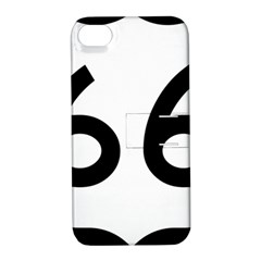 U S  Route 66 Apple Iphone 4/4s Hardshell Case With Stand by abbeyz71
