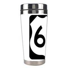 U S  Route 66 Stainless Steel Travel Tumblers by abbeyz71