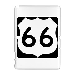U S  Route 66 Samsung Galaxy Note 10 1 (p600) Hardshell Case by abbeyz71