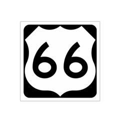U S  Route 66 Satin Bandana Scarf by abbeyz71