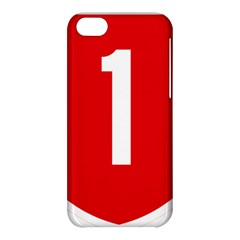 New Zealand State Highway 1 Apple Iphone 5c Hardshell Case by abbeyz71