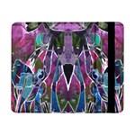 Sly Dog Modern Grunge Style Blue Pink Violet Samsung Galaxy Tab Pro 8.4  Flip Case