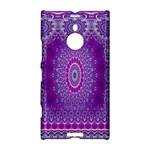 India Ornaments Mandala Pillar Blue Violet Nokia Lumia 1520