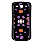 Alphabet Shirtjhjervbret (2)fvgbgnhlluuii Samsung Galaxy S3 Back Case (Black)