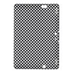 Sports Racing Chess Squares Black White Kindle Fire HDX 8.9  Hardshell Case