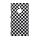 Sports Racing Chess Squares Black White Nokia Lumia 1520