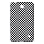Sports Racing Chess Squares Black White Samsung Galaxy Tab 4 (7 ) Hardshell Case