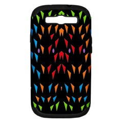 ;; Samsung Galaxy S Iii Hardshell Case (pc+silicone) by MRTACPANS