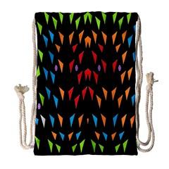 ;; Drawstring Bag (large) by MRTACPANS