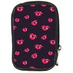 Pattern Of Vampire Mouths And Fangs Compact Camera Cases