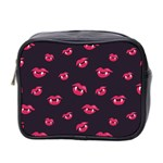 Pattern Of Vampire Mouths And Fangs Mini Toiletries Bag 2-Side