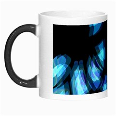 Blue Light Morph Mugs by Valentinaart