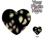 Follow the light Multi-purpose Cards (Heart)