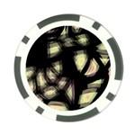 Follow the light Poker Chip Card Guards (10 pack)