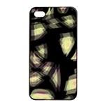 Follow the light Apple iPhone 4/4s Seamless Case (Black)