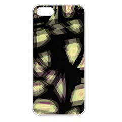 Follow The Light Apple Iphone 5 Seamless Case (white) by Valentinaart