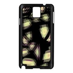 Follow The Light Samsung Galaxy Note 3 N9005 Case (black) by Valentinaart