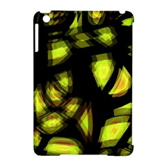 Yellow Light Apple Ipad Mini Hardshell Case (compatible With Smart Cover) by Valentinaart