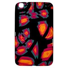 Hot, hot, hot Samsung Galaxy Tab 3 (8 ) T3100 Hardshell Case  by Valentinaart