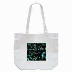 Colorful Magic Tote Bag (white) by Valentinaart