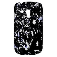 Little Bit Of Blue Samsung Galaxy S3 Mini I8190 Hardshell Case by Valentinaart