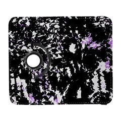 Little bit of purple Samsung Galaxy S  III Flip 360 Case by Valentinaart