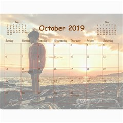 Calendrea 2017 By Corrado Sanguineti   Wall Calendar 11  X 8 5  (12 Months)   2rbe79f72uyh   Www Artscow Com Oct 2017