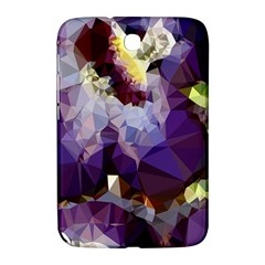 Purple Abstract Geometric Dream Samsung Galaxy Note 8 0 N5100 Hardshell Case  by DanaeStudio