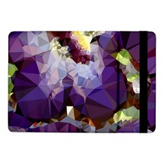 Purple Abstract Geometric Dream Samsung Galaxy Tab Pro 10 1  Flip Case by DanaeStudio