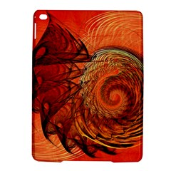 Nautilus Shell Abstract Fractal Ipad Air 2 Hardshell Cases by designworld65