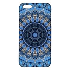 Feel Blue Mandala Iphone 6 Plus/6s Plus Tpu Case by designworld65