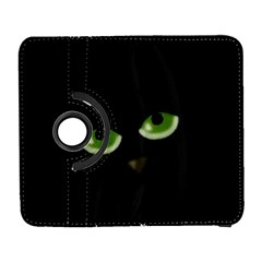 Halloween - back cat Samsung Galaxy S  III Flip 360 Case