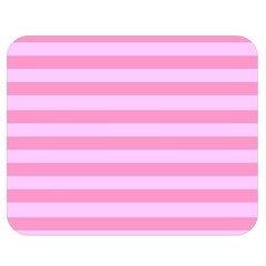 Fabric Baby Pink Shades Pale Double Sided Flano Blanket (medium)  by AnjaniArt