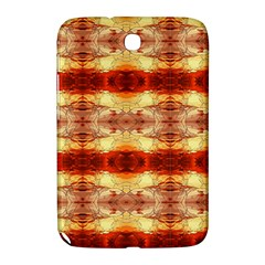 Fabric Design Pattern Color Samsung Galaxy Note 8.0 N5100 Hardshell Case  by AnjaniArt