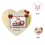 xmas - Playing Cards (Heart)