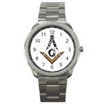 watch Sport Metal Watch
