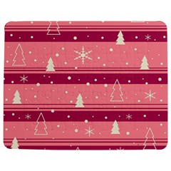 Pink Xmas Jigsaw Puzzle Photo Stand (rectangular) by Valentinaart