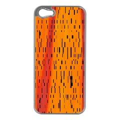 Rock Stone Apple Iphone 5 Case (silver) by MRTACPANS