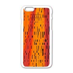 Clothing (20)6k,kgb Apple Iphone 6/6s White Enamel Case by MRTACPANS