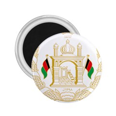 National Emblem of Afghanistan 2.25  Magnets by abbeyz71
