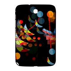 Magical Night  Samsung Galaxy Note 8 0 N5100 Hardshell Case  by Valentinaart