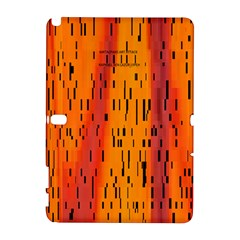 Clothing (20)6k,kgbng Samsung Galaxy Note 10 1 (p600) Hardshell Case by MRTACPANS