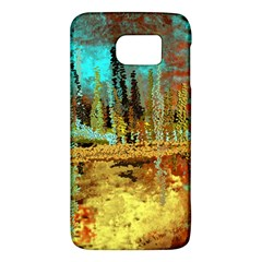 Autumn Landscape Impressionistic Design Galaxy S6 by theunrulyartist