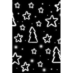 Black And White Xmas 5 5  X 8 5  Notebooks by Valentinaart