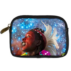 African Star Dreamer Digital Camera Cases by icarusismartdesigns