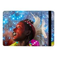 African Star Dreamer Samsung Galaxy Tab Pro 10 1  Flip Case by icarusismartdesigns